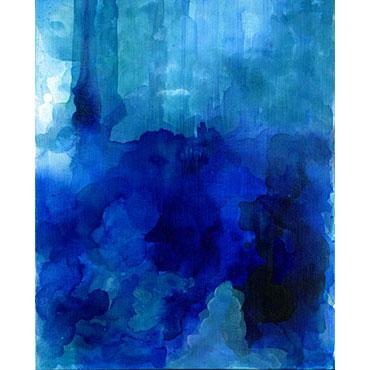 Blue Landscape 01