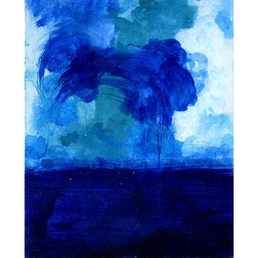 Blue Landscape 02
